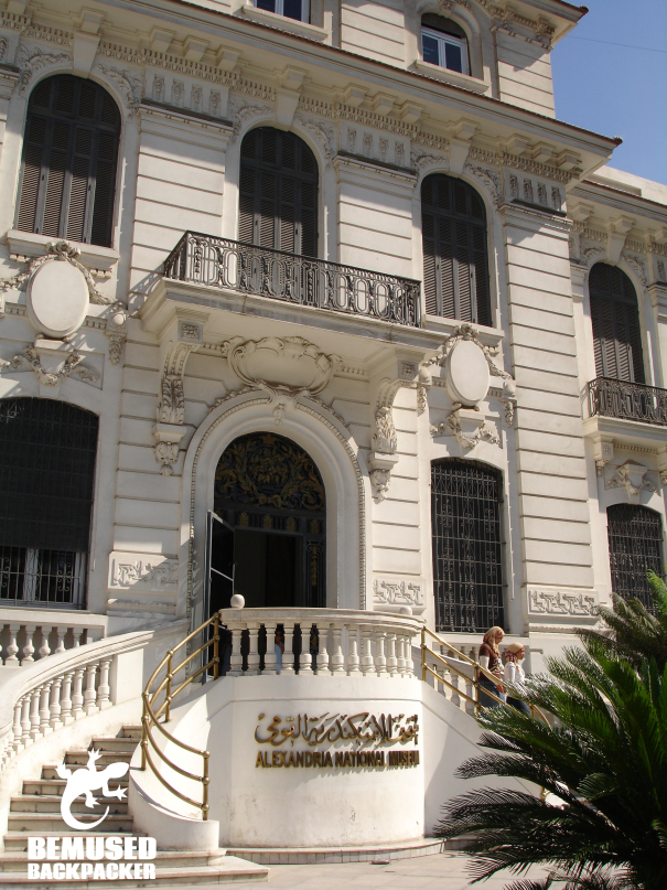 Alexandria National Museum, Egypt, top 10 underrated museums