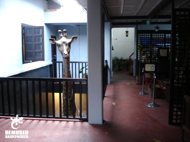 Cheng Ho Cultural Museum Melaka Malaysia, top 10 underrated museums