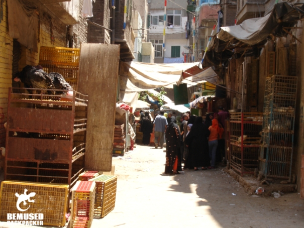 Exploring the hidden Cairo