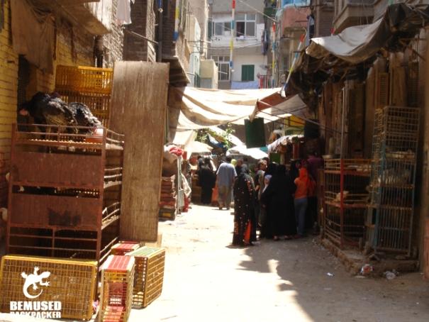 Exploring the hidden Cairo