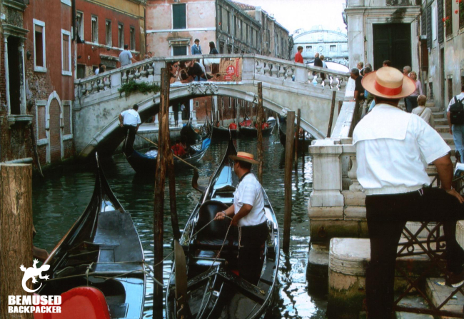 Exploring the hidden canals of Venice Europe Gap Year