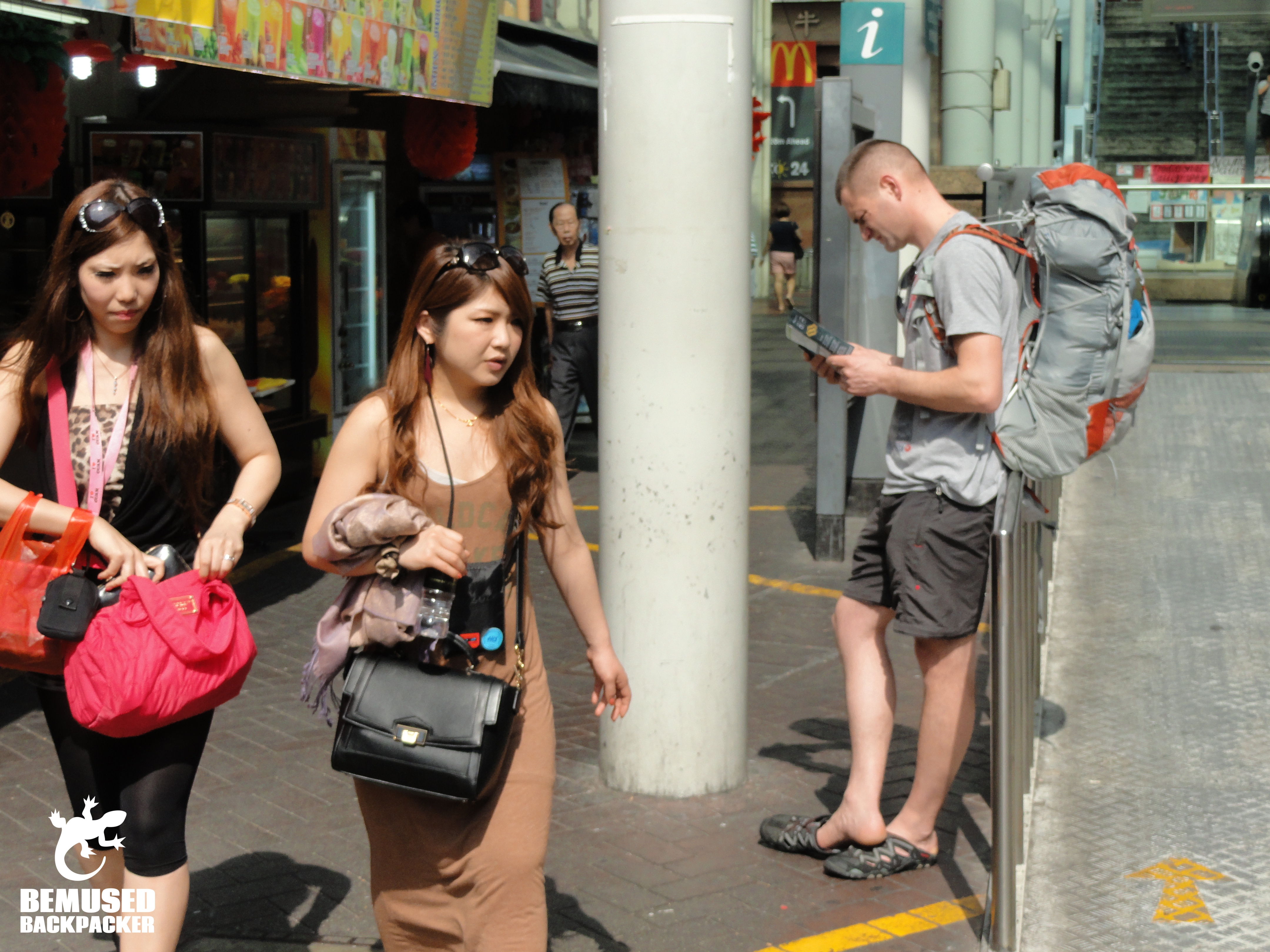 Solo Male Backpacker Safety Tips Bemused Backpacker