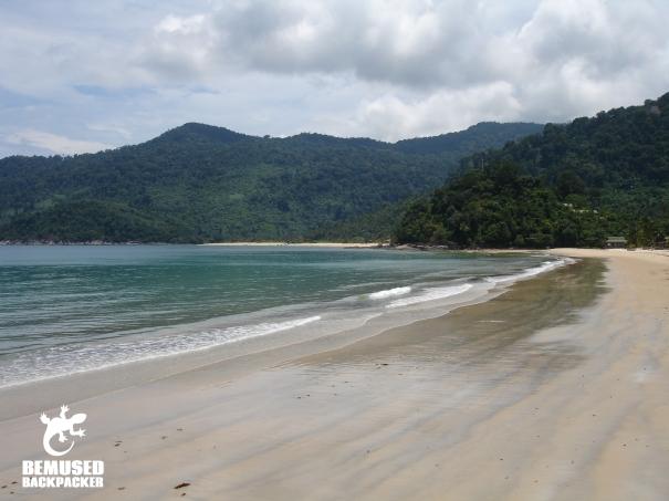 Juara Beach Ocean Tioman Island Malaysia