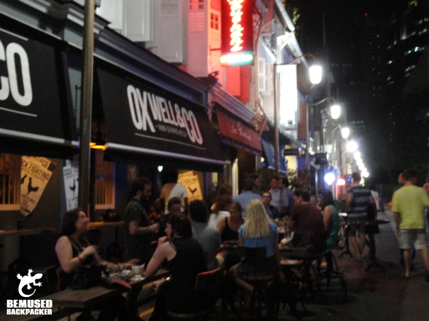 Singapore Club Street