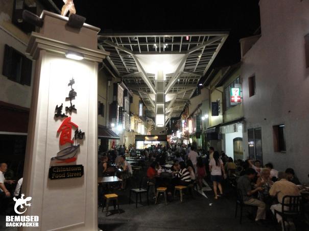 Singapore Smith Street