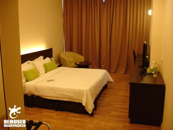 Lime Tree Hotel Kuching Borneo
