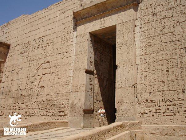 Travel tips for Luxor and Aswan Egypt
