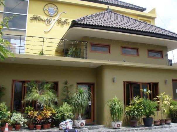 Ministry of Coffee Yogyakarta Indonesia