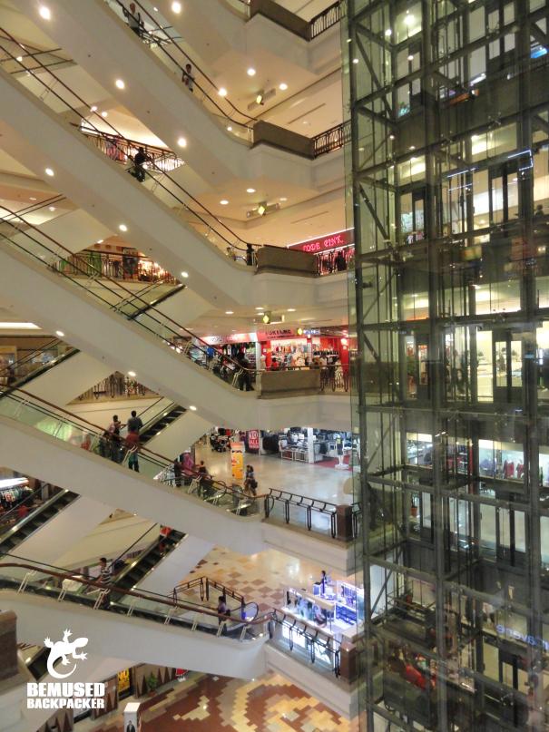 Kuala Lumpur berjaya times square shopping