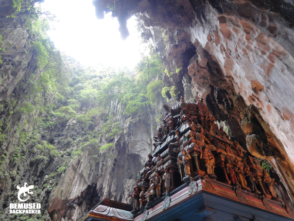 kuala lumpur malaysia batu caves