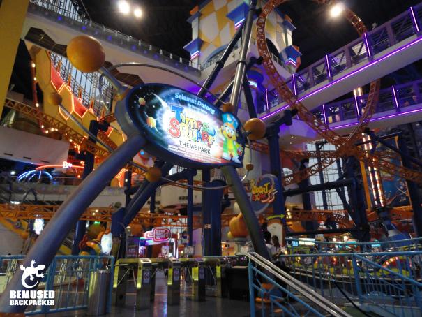 kuala lumpur malaysia berjaya times square theme park