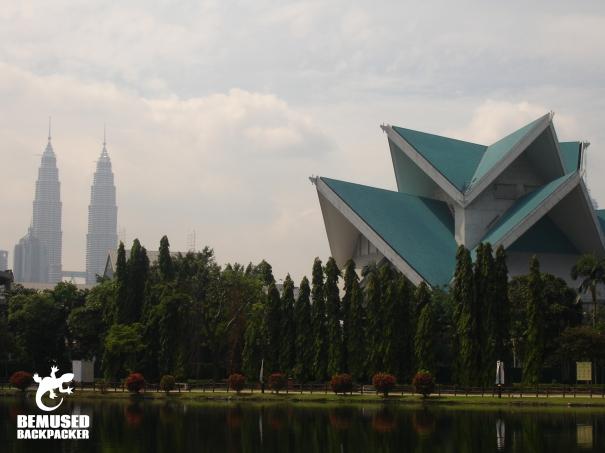 Kuala Lumpur Malaysia botanical gardens