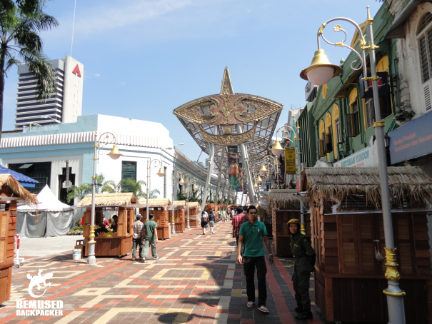 kuala lumpur malaysia petaling street central market