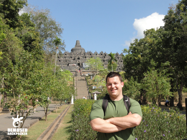 Michael Huxley Borobudur