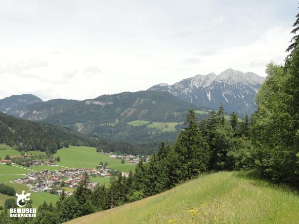 Wilder Kaiser mountain range Alpine Sports Week Tirol, Austria