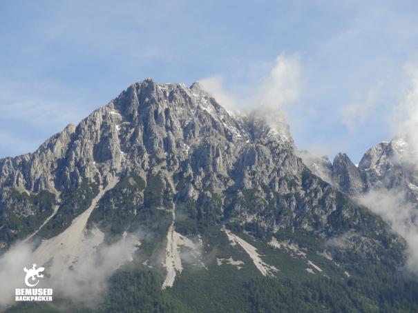 Wilder Kaiser mountain range adventure travel Tirol, Austria