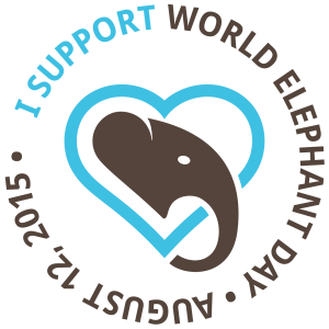 World Elephant Day.