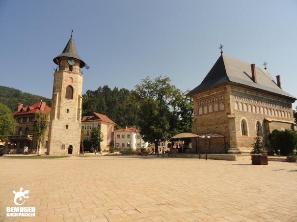 Stephens Tower Piatra Neamt Romania