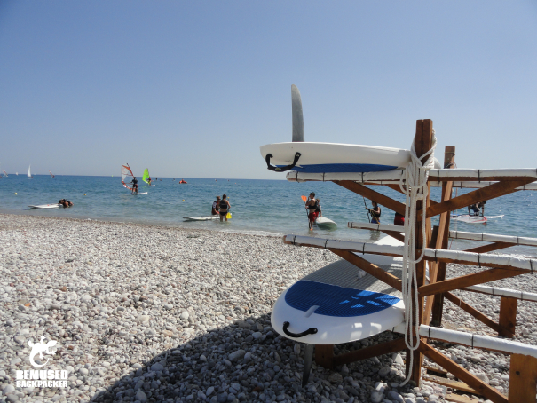 Adventure activities on a package holiday in Rhodes, Greece