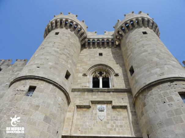 Palace of the Grandmaster of the Knights of Rhodes, Greece