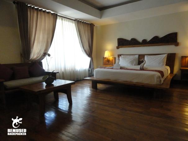 Sri Ratih Cottages Bali Bedroom