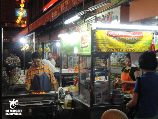 Is street food safe to eat