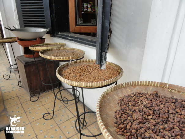 Kopi Luwak civet poo coffee Indonesia