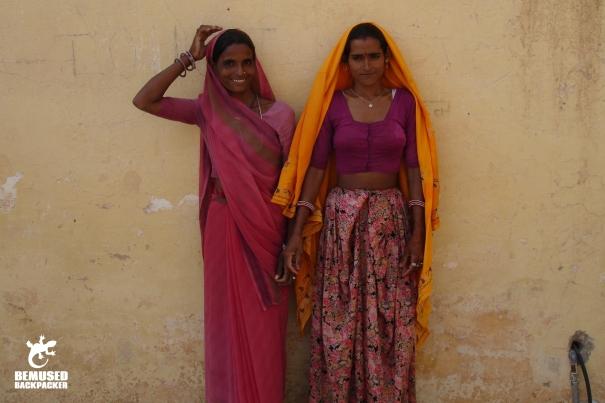 India local women