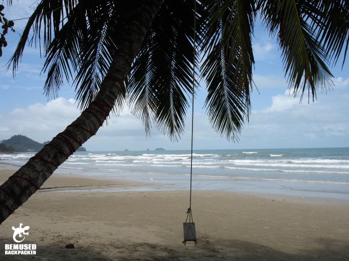 Thai Island Beach Koh Tao, Thailand