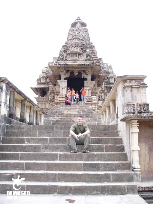 Michael Huxley India Temples of Kajuraho