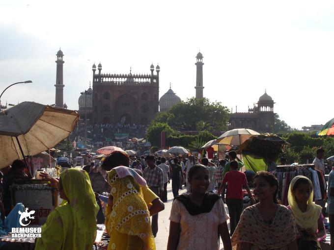 Three Days In Delhi Bemused Backpacker