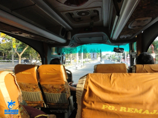 Long distance overnight bus south east Asia