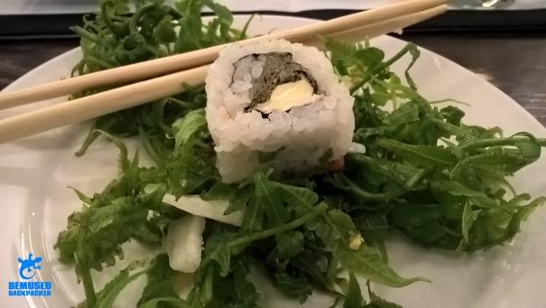 Pinagat sushi Philippines