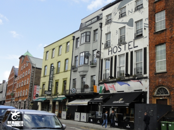 Bru Bar and Hostel Places To Stay In Cork Ireland