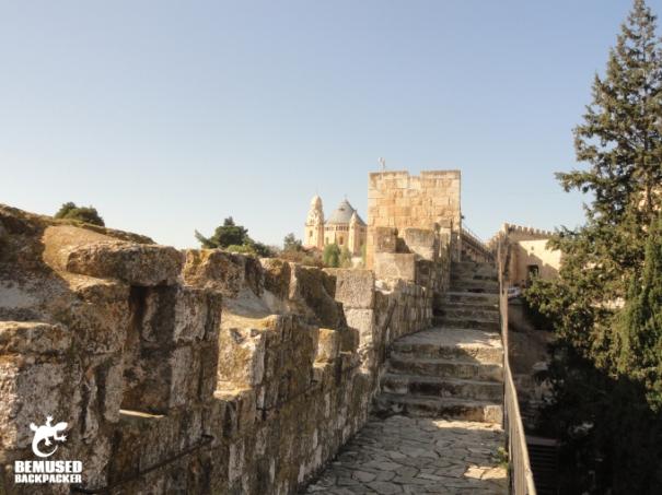 Jerusalem Old City Ramparts Tour Israel