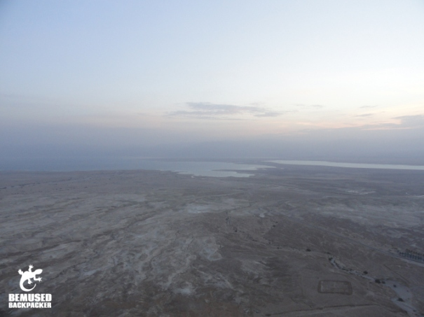 Masada National Park Sunrise Tour Dead Sea Israel