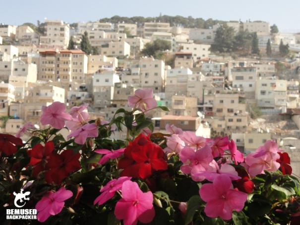 Mount Of Olives Jerusalem Israel