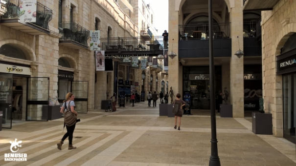 Things to do in Jerusalem Israel go shopping