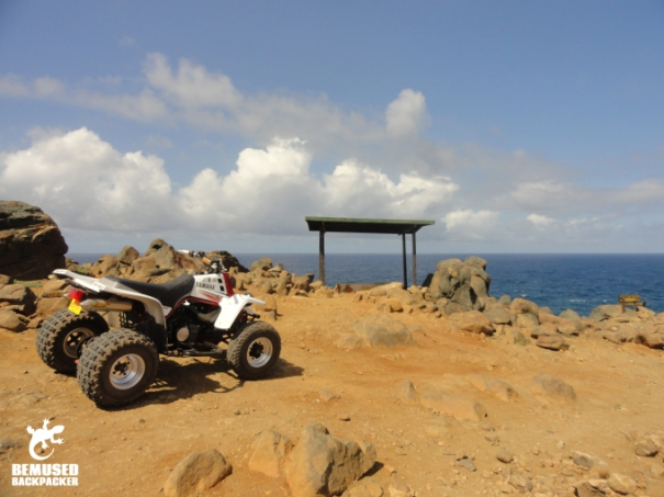 Aruba Off Road ATV Adventure Travel