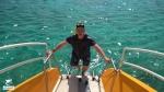 Michael Huxley Adventure Travel Snorkelling Aruba