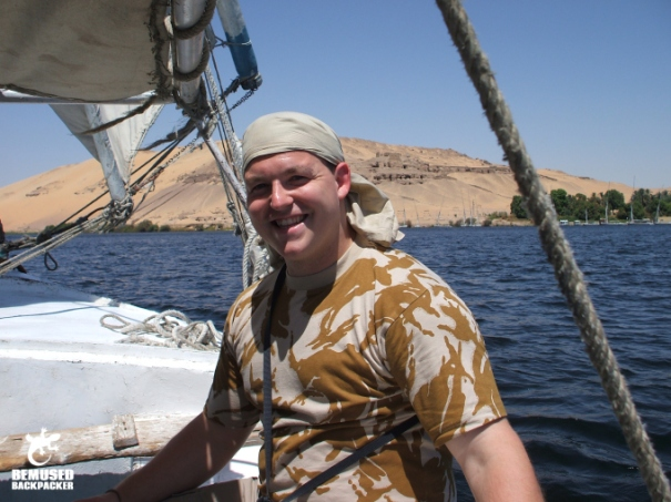 Nile River Cruise Sailing The Nile Egypt