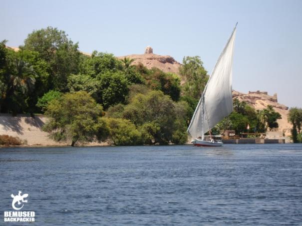 Nile River Cruise Sailing The Nile Egypt
