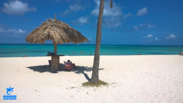 Tropical Beach Aruba