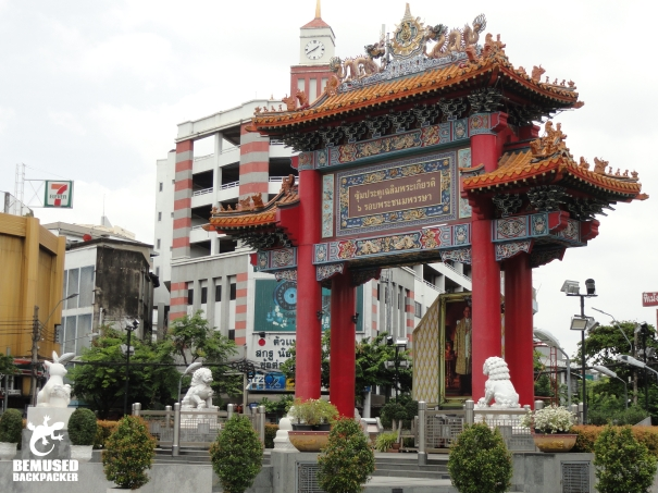Bangkok Chinatown Gate
