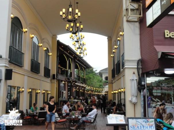 Khao San Road Gentrified Mass Tourism Bangkok