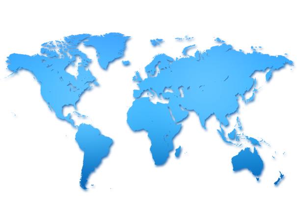 World Map Destination Travel Guides