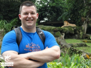 Michael Huxley Singapore Zoo