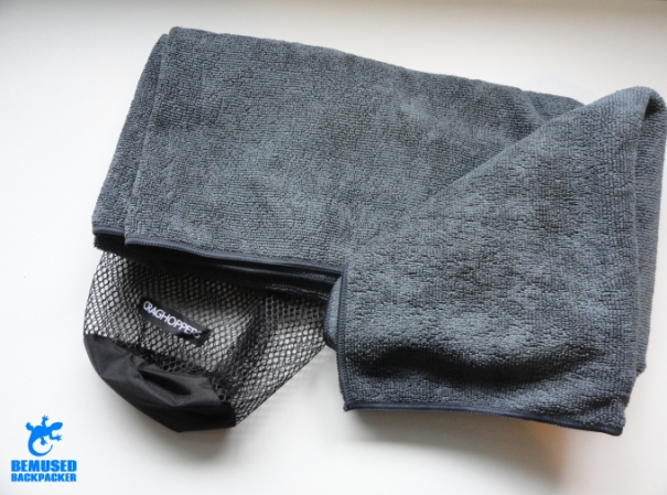 Microfibre travel towel review gap year