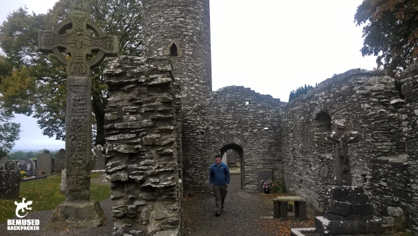 Ireland Ancient East ruined church