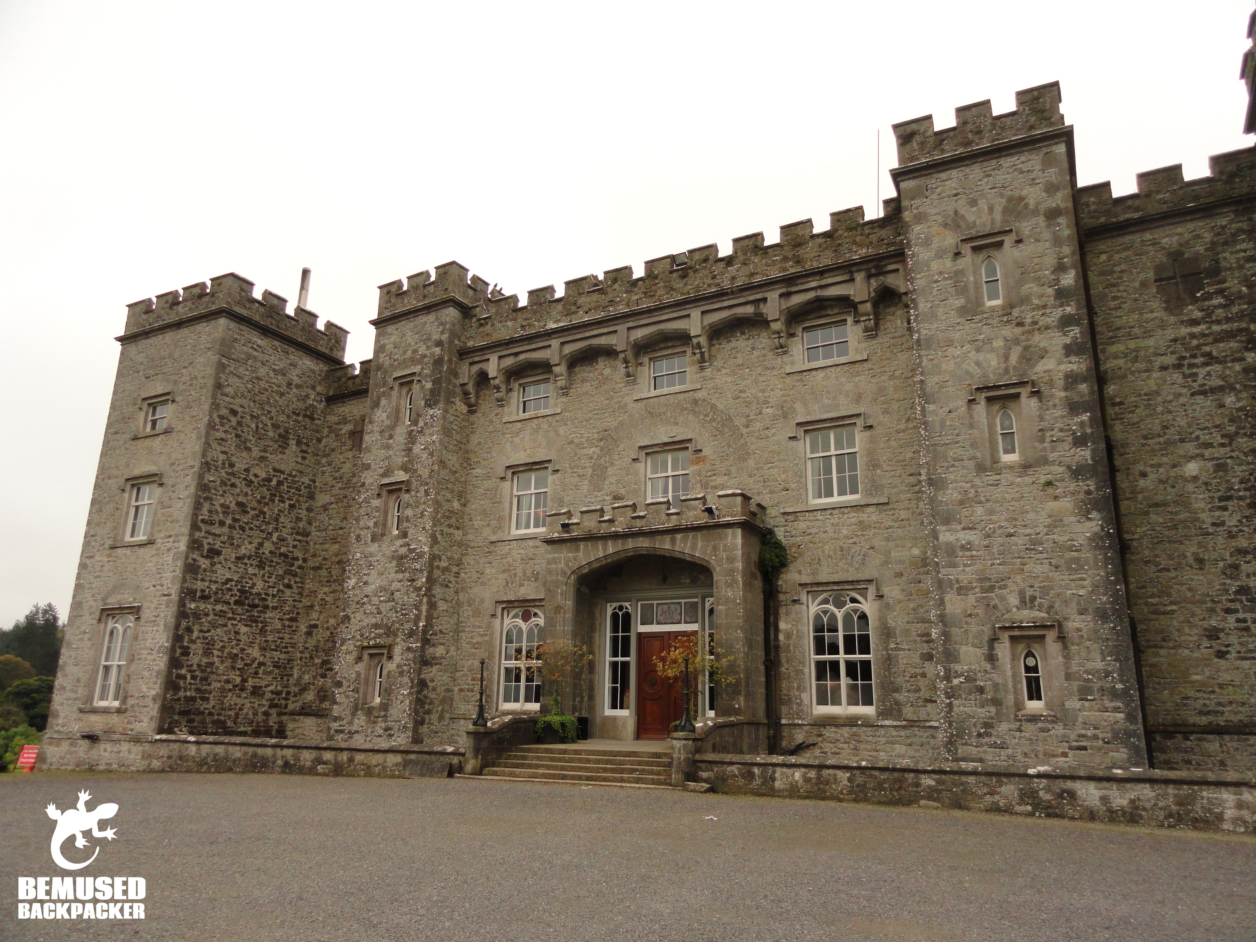 Ireland Ancient East Slane Castle